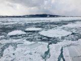 北海道冬季可觀賞流冰