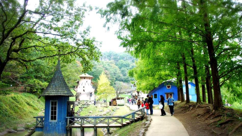 東京近郊「朵貝・楊笙曙光兒童森林公園」——召回童心,尊重自然,享受北歐童話風情