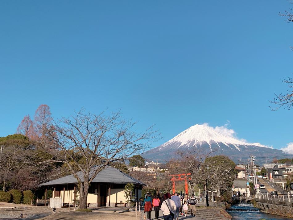 欣賞富士山不用再人擠人!「富士宮市」隱藏景點大公開