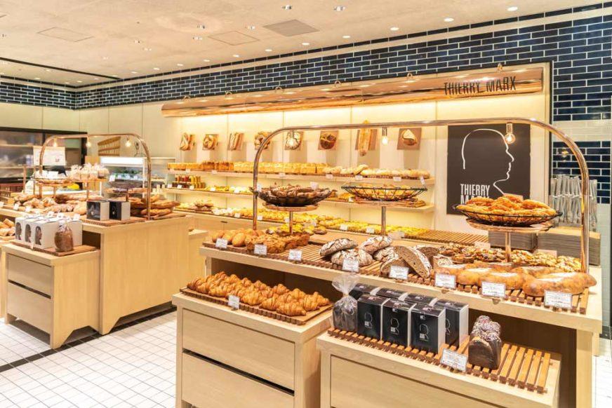 SHIBUYA SCRAMBLE SQUARE內THIERRY MARX LA BOULANGERIE麵包店
