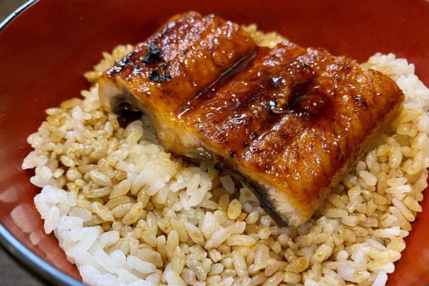 東京鰻魚飯