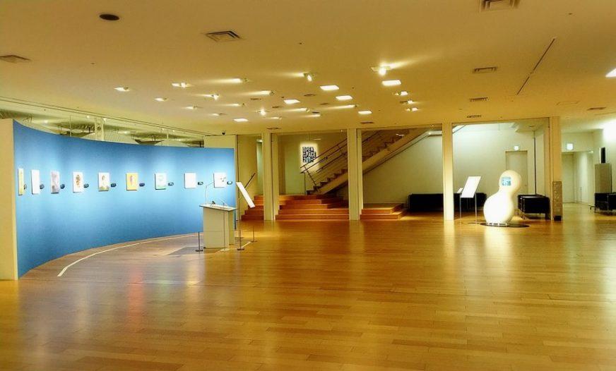 ICC入口展覽