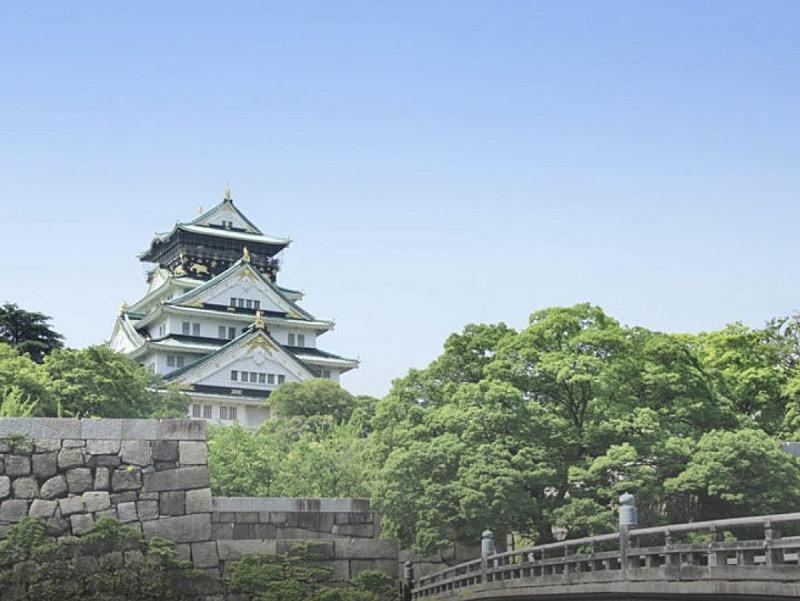 大阪散步行程