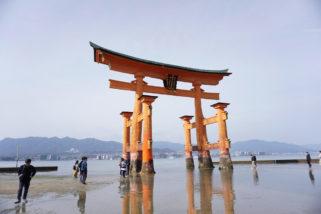 嚴島神社海上大鳥居