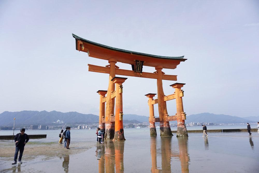 【廣島】絕美海上大鳥居的世界遺產——宮島「嚴島神社」走訪實錄