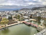 松本城眺望美景