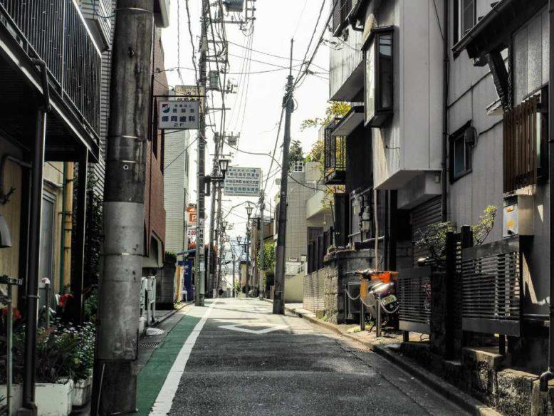 早稻田車站周邊街道