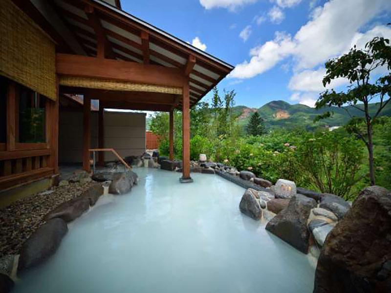 Zao Shiki No Hotel 浴池