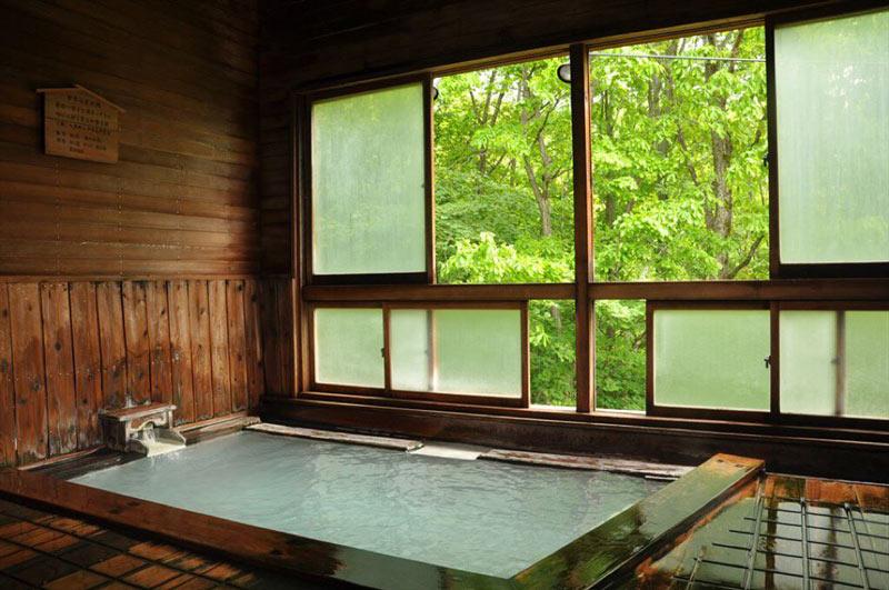 高見屋莊 樹林飯店 浴池