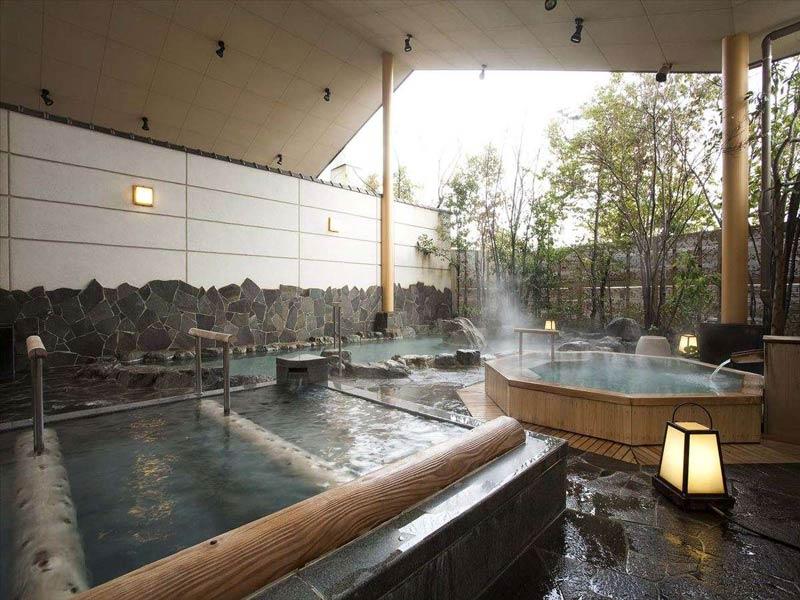 道後王子飯店溫泉浴池