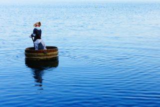 佐渡島盆舟體驗