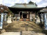 陶山神社拜殿
