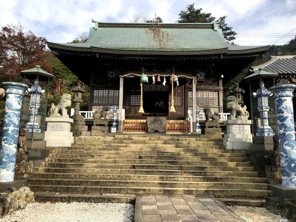 佐賀有田「陶山神社」周邊慢活旅行提案