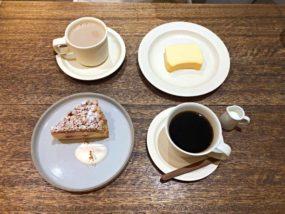 千駄木站周邊咖啡廳的蛋糕與甜點