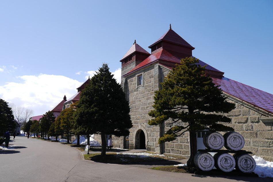 到「Nikka威士忌北海道工場余市蒸溜所」學知識、賞風景、免費試喝威士忌