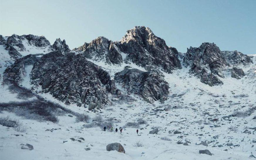 中央阿爾卑斯山