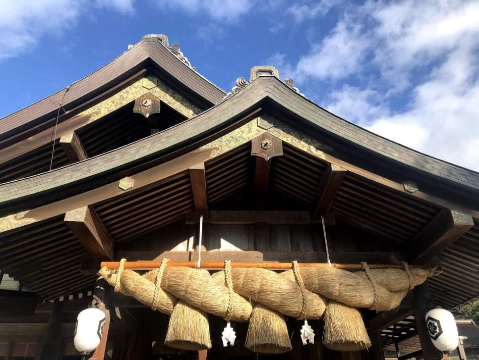到神話的故鄉汲取古日本能量!島根「出雲市」一日散策
