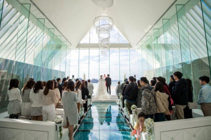 沖繩教堂婚禮