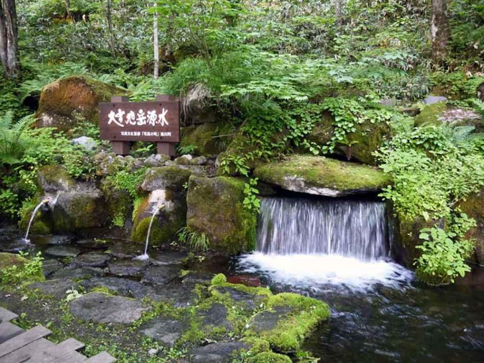 【北海道】到「大雪水資源保全中心」探訪純淨天然泉水「旭岳源水」的秘密