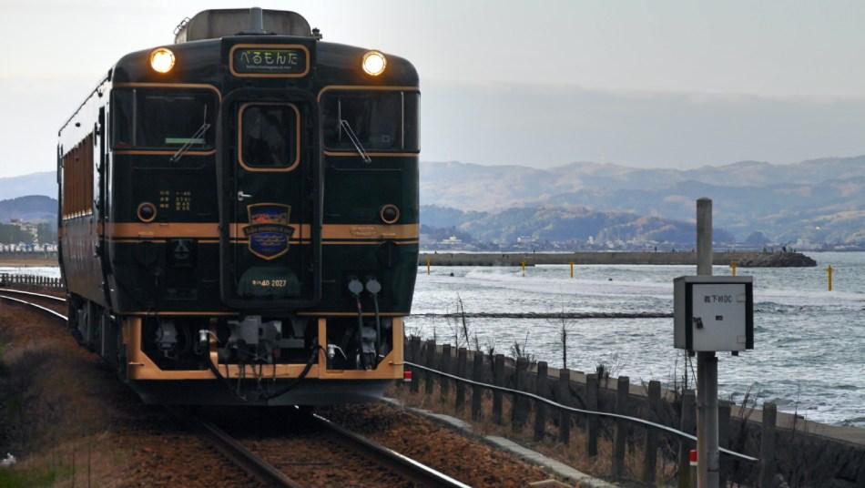 北陸3大超人氣特色觀光列車一次介紹!