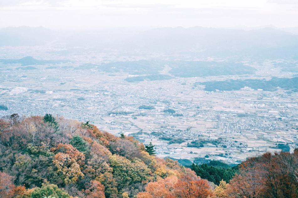 秋天到關西「大和葛城山」同賞芒草與楓葉!新手也能輕鬆攀登!