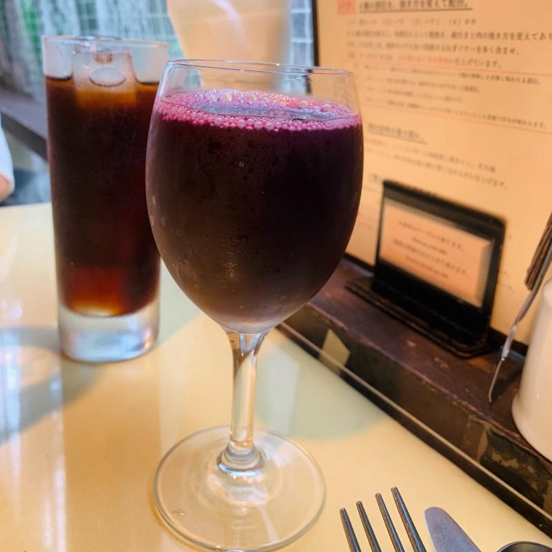 Hamburg Will的葡萄果汁