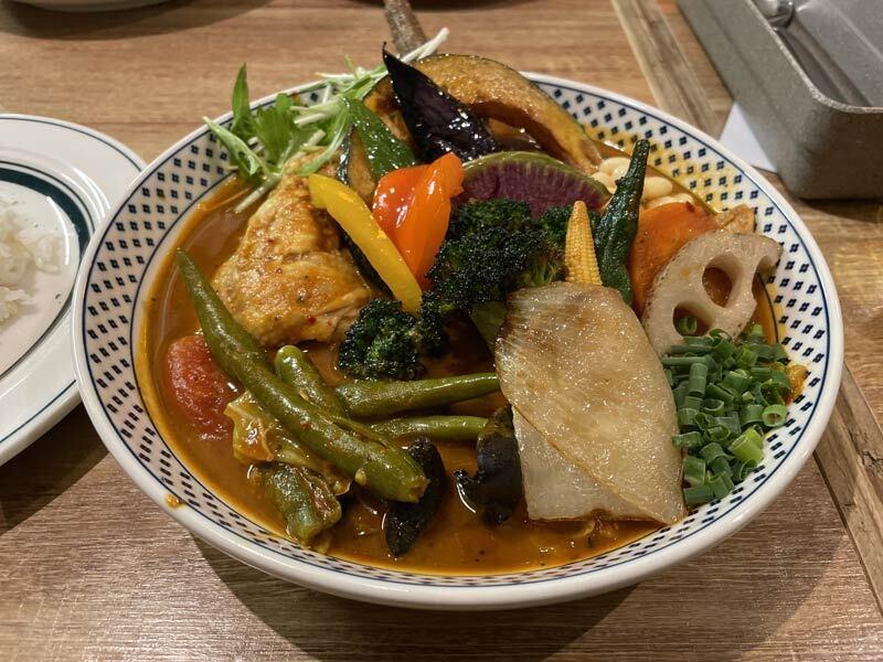 Rojiura Curry SAMURAI的湯咖哩